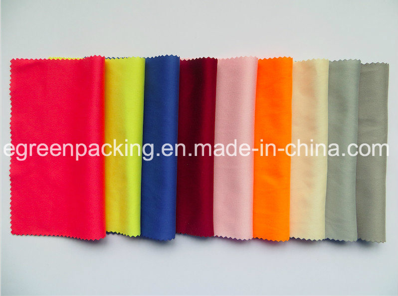 Microfiber Glasses Cleaning Cloth (80%polyester+20%polyamide 220-230GSM)