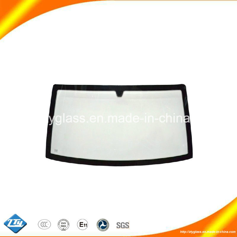 Laminated Front Windscreen Auto Glass for Isuzu