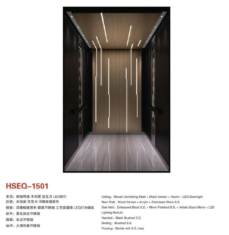 High Speed Mrl Elevator
