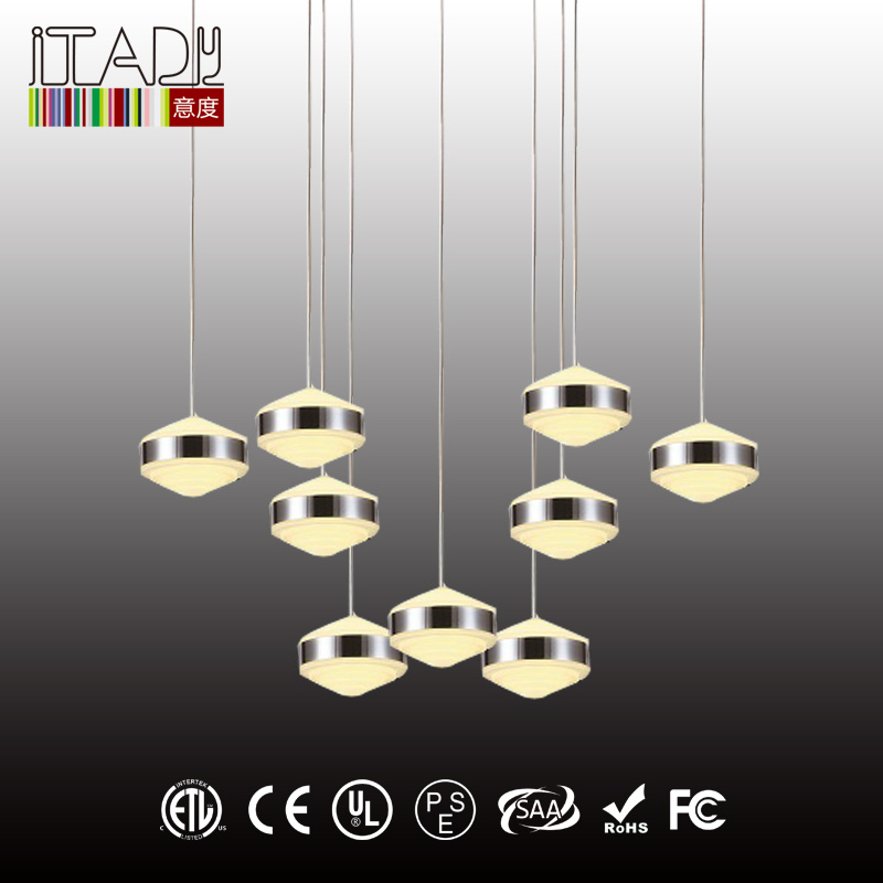 LED Modern Pendant Light