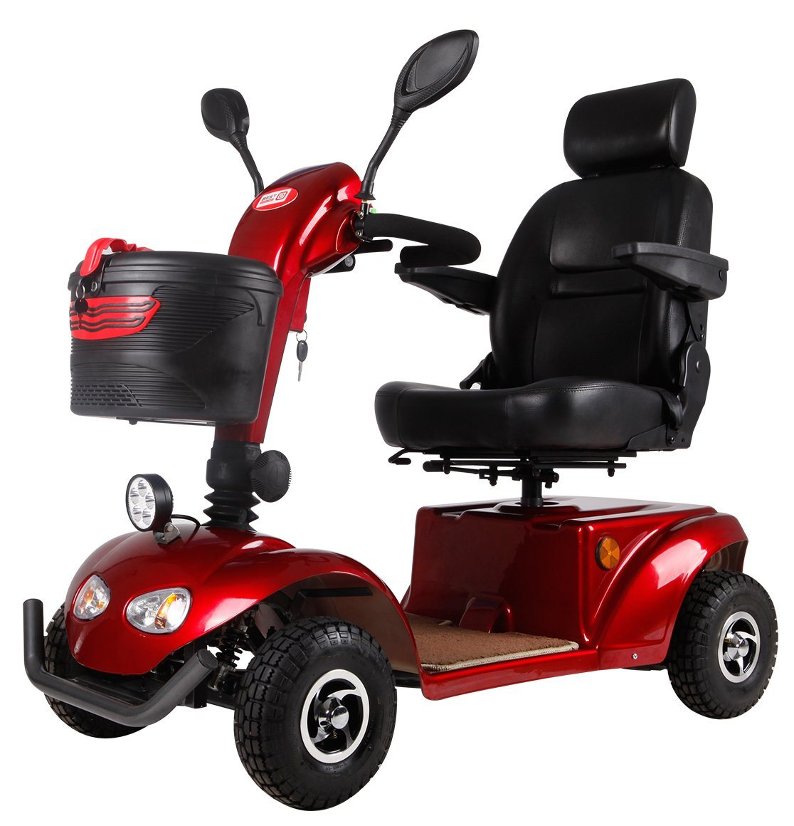 Factory 4 Wheel Electric Scooter with Ce Certificate