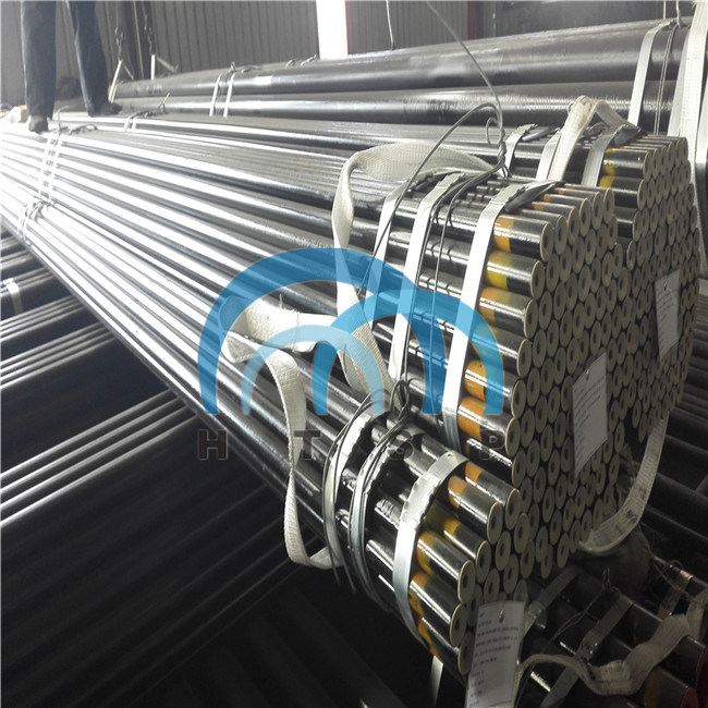 Automobile and Motorcycle Seamless Steel Pipe with Ts16949