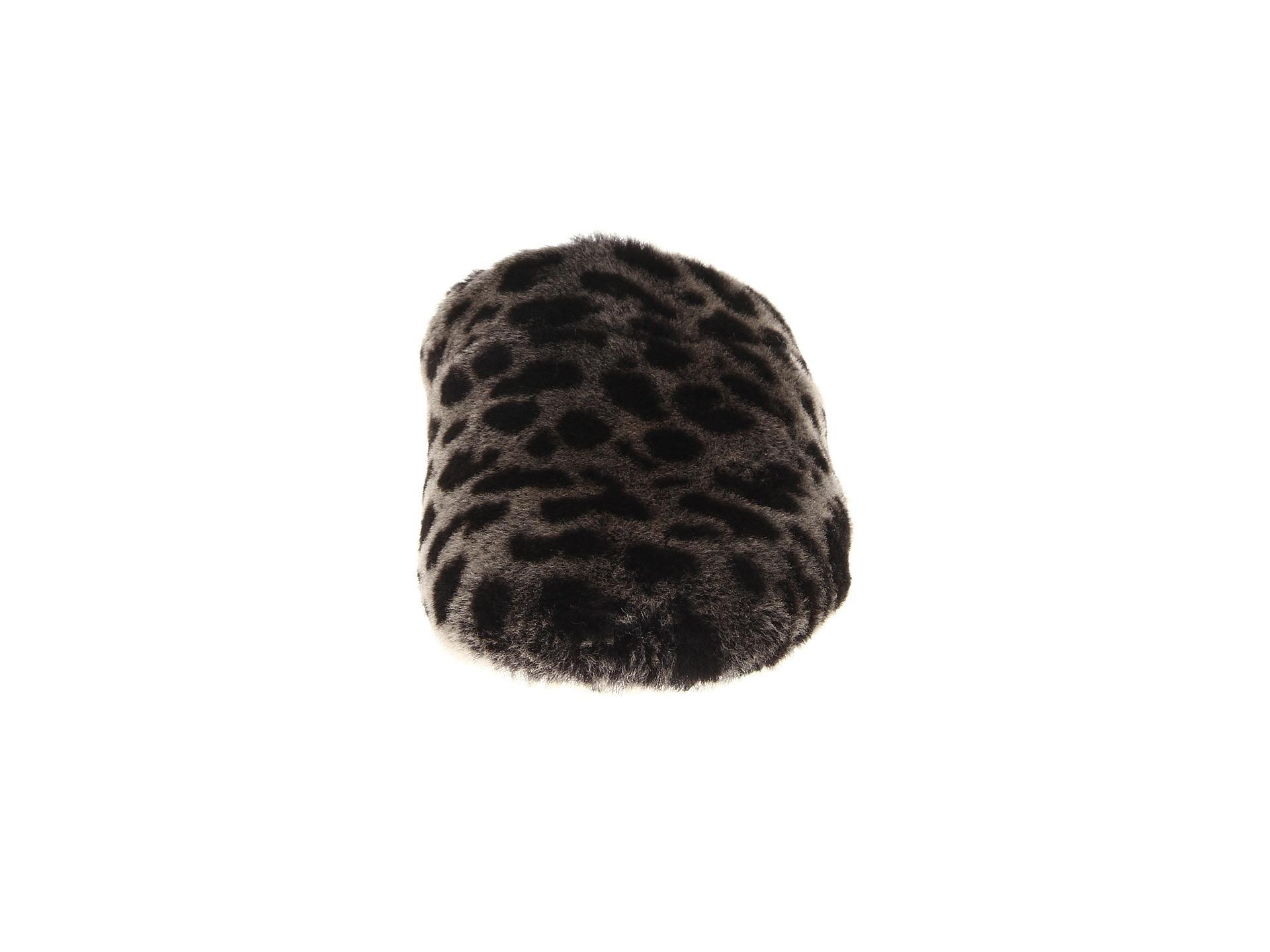 Fake Fur Ladys Home Slipper
