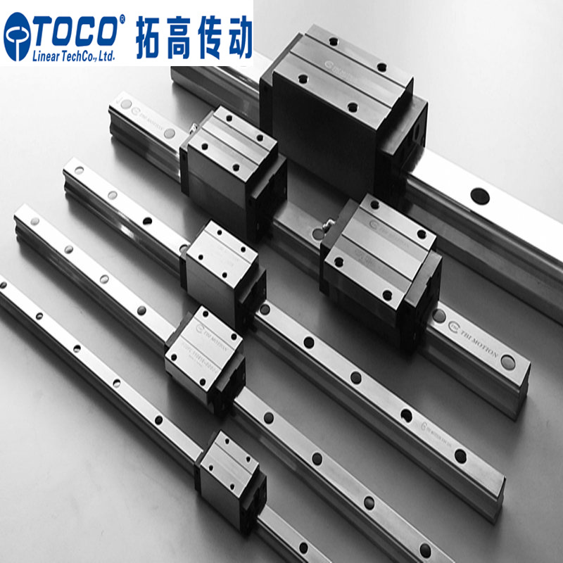 Heavy Duty Linear Guide Actuator for Automatic Machine