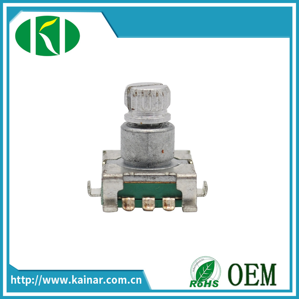 11mm SMD Type Ec11 Incremental Rotary Encoder Ec11-1c