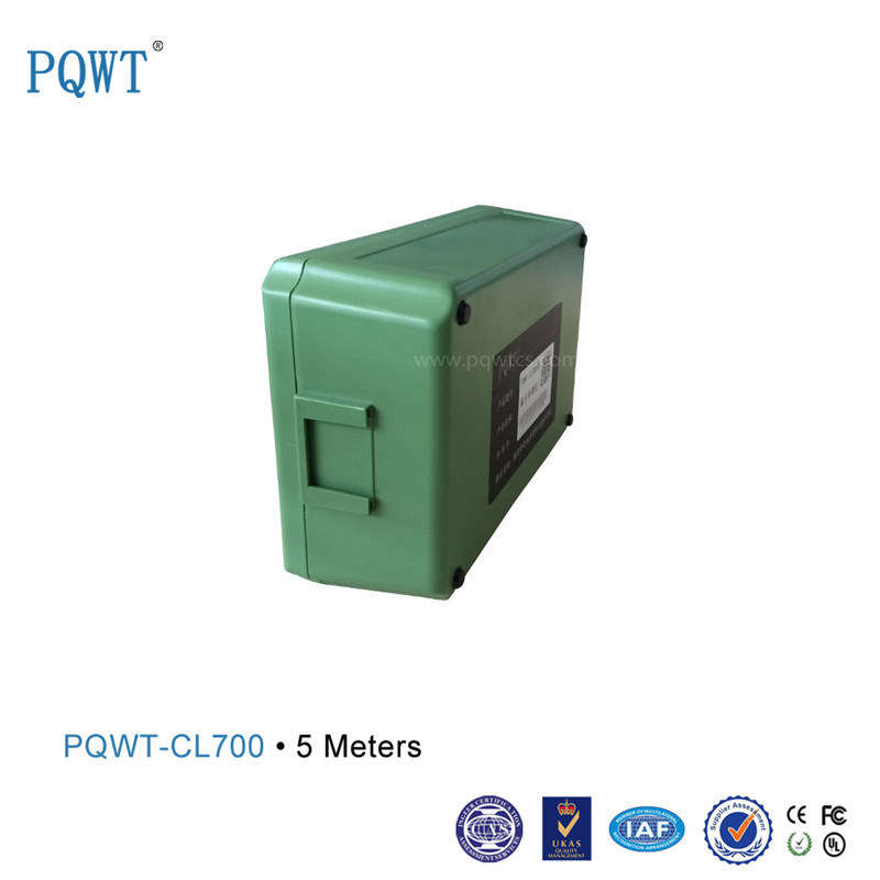 High Accuracy Geophysical Equipment Pqwt-Cl700 Water Leak Detector 5m