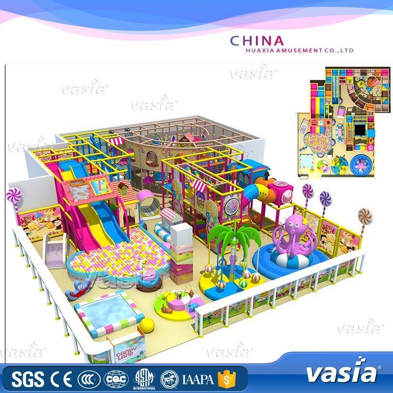 Inflatable Playground, Indoor Playground Type for Kids