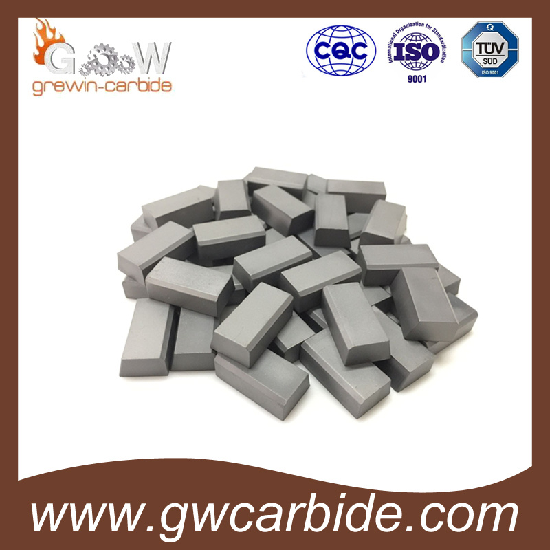 Tungsten Carbide Brazed Tips for Mining Tool Machine