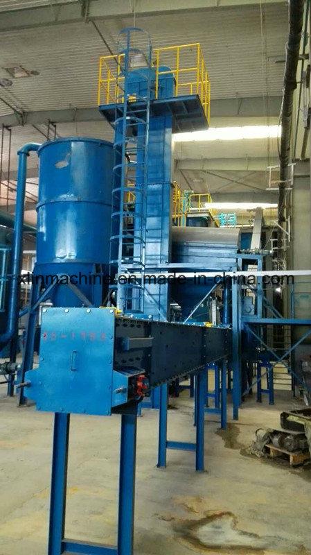 Granular (powder) Red Lead Line /Lead Oxide Making Machine/Lead Oxide Equipment/Lead Oxide Production Line