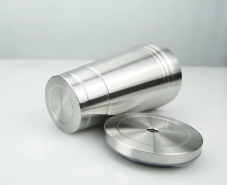 Hot Simple Straight Stainless Steel Travel Straw Mug