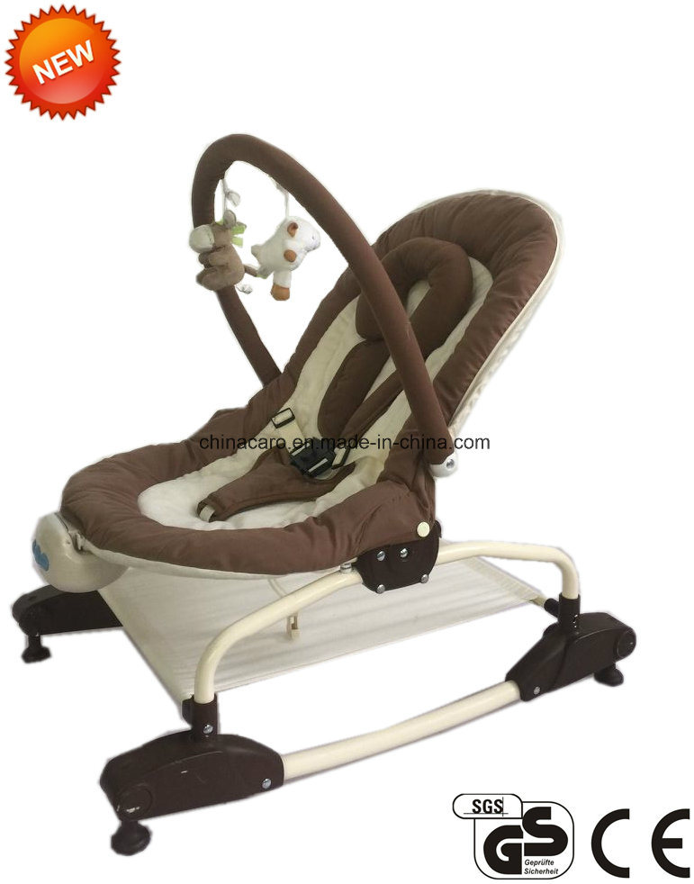 2017 New Style Foldable Baby Bouncer with Ce Certificate (CA-BBA180)