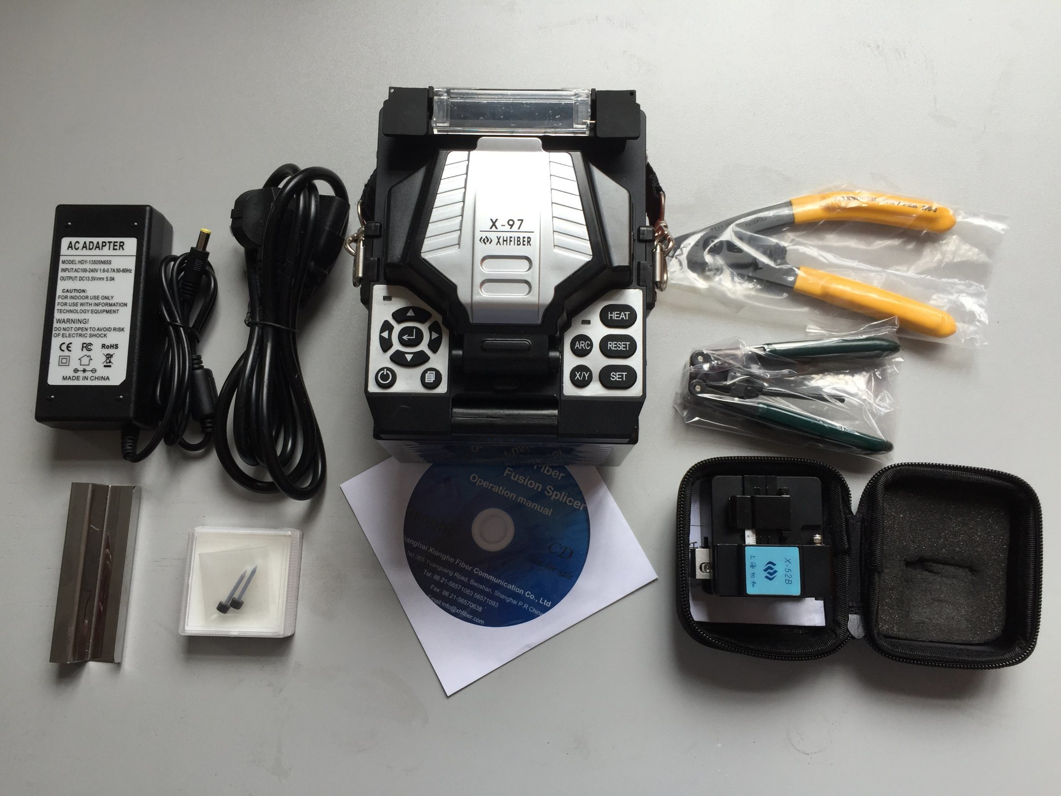 Shinho X-97 Fibre Optic Fusion Splicer