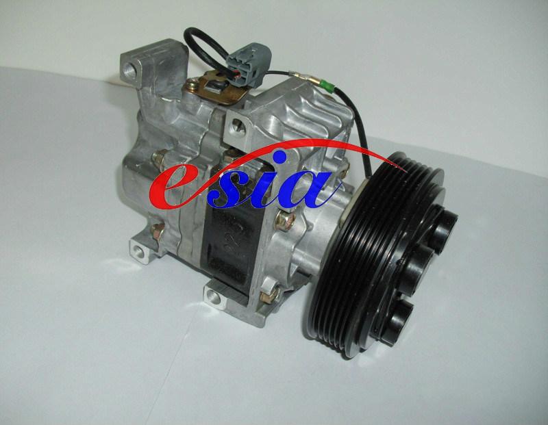 Auto Parts AC Compressor for Mazda 2 Cr08b 6pk 121mm