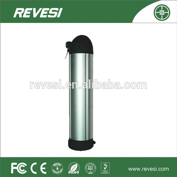 China Supplier 36V12ah Lithium Ion Water Bottle Style Electric Bicycle Battery for The Kettle Battery Pack with Electric Bike