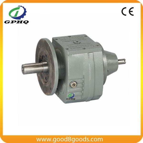 R77 3HP/CV 2.2kw Helical Gear Speed Transmission