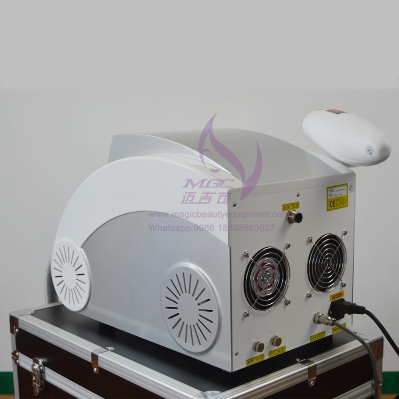 Portable ND YAG Laser Tattoo Removal Machine Price with Low Cost