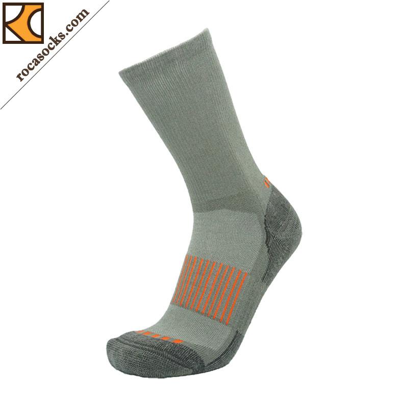 Outdoor Sport Coolmax Cotton Crew Socks (162007SK)