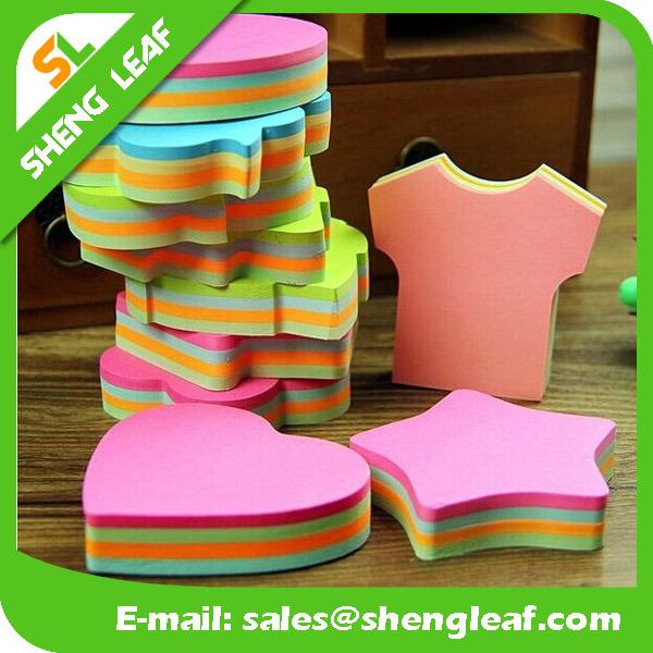 Promotion Gifts Colorful Regular Custom Sticky Note (SLF-PI002)