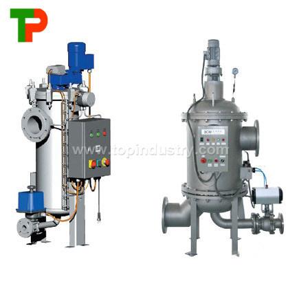 Industrial Back Washing Water Filter or Self Cleaning Filter