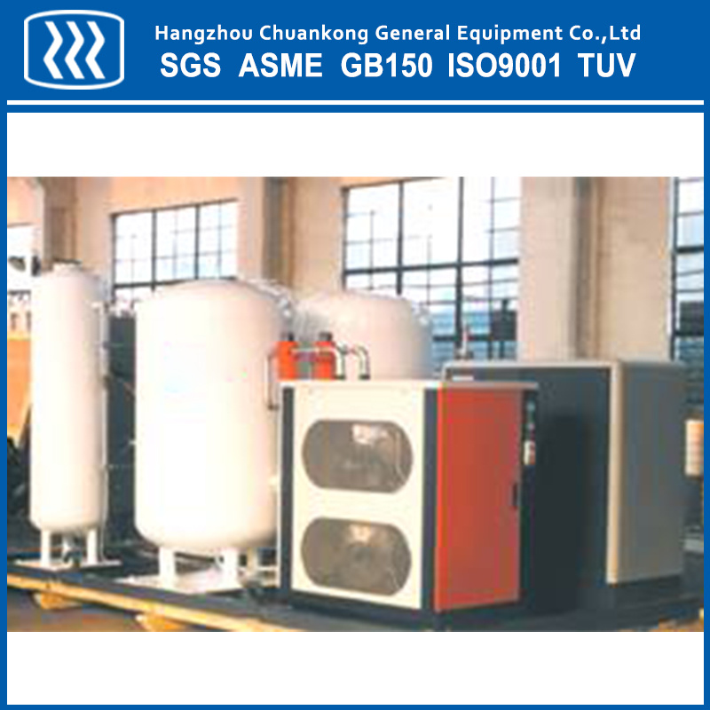 Air Separation Unit Psa Oxygen Plant Nitrogen Generator