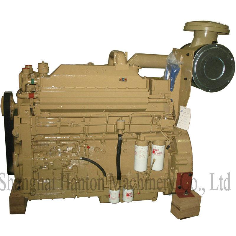 Cummins KTA19-C Mechanical Mining Truck Excavator Bulldozer Diesel Engine