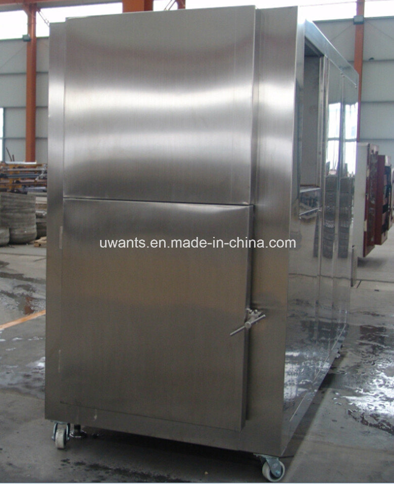 Fast Cooling Machine with Vacuum System