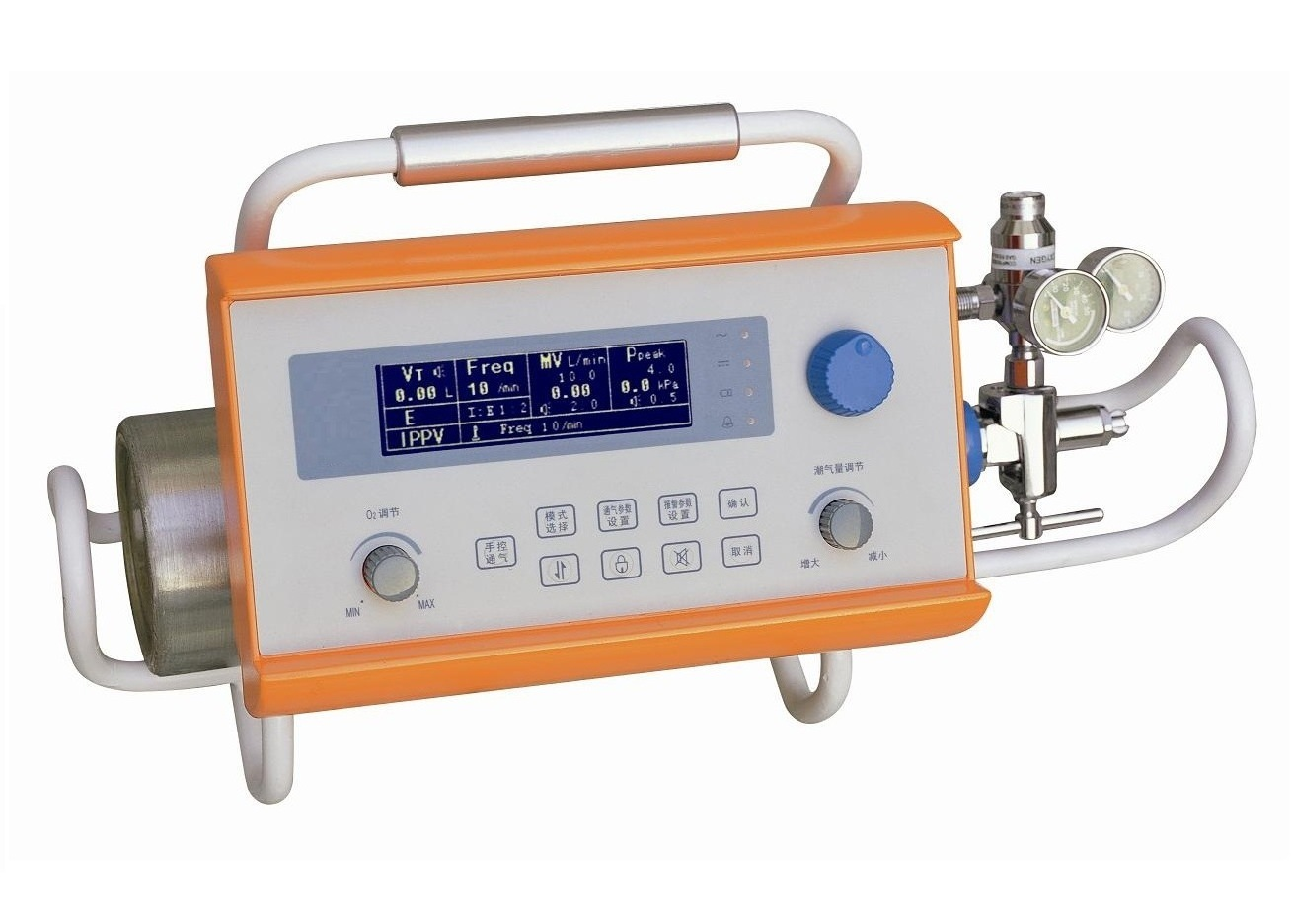 Hv-10 High Quality Portable Ventilator Machine Oxygen Breathing Apparatus