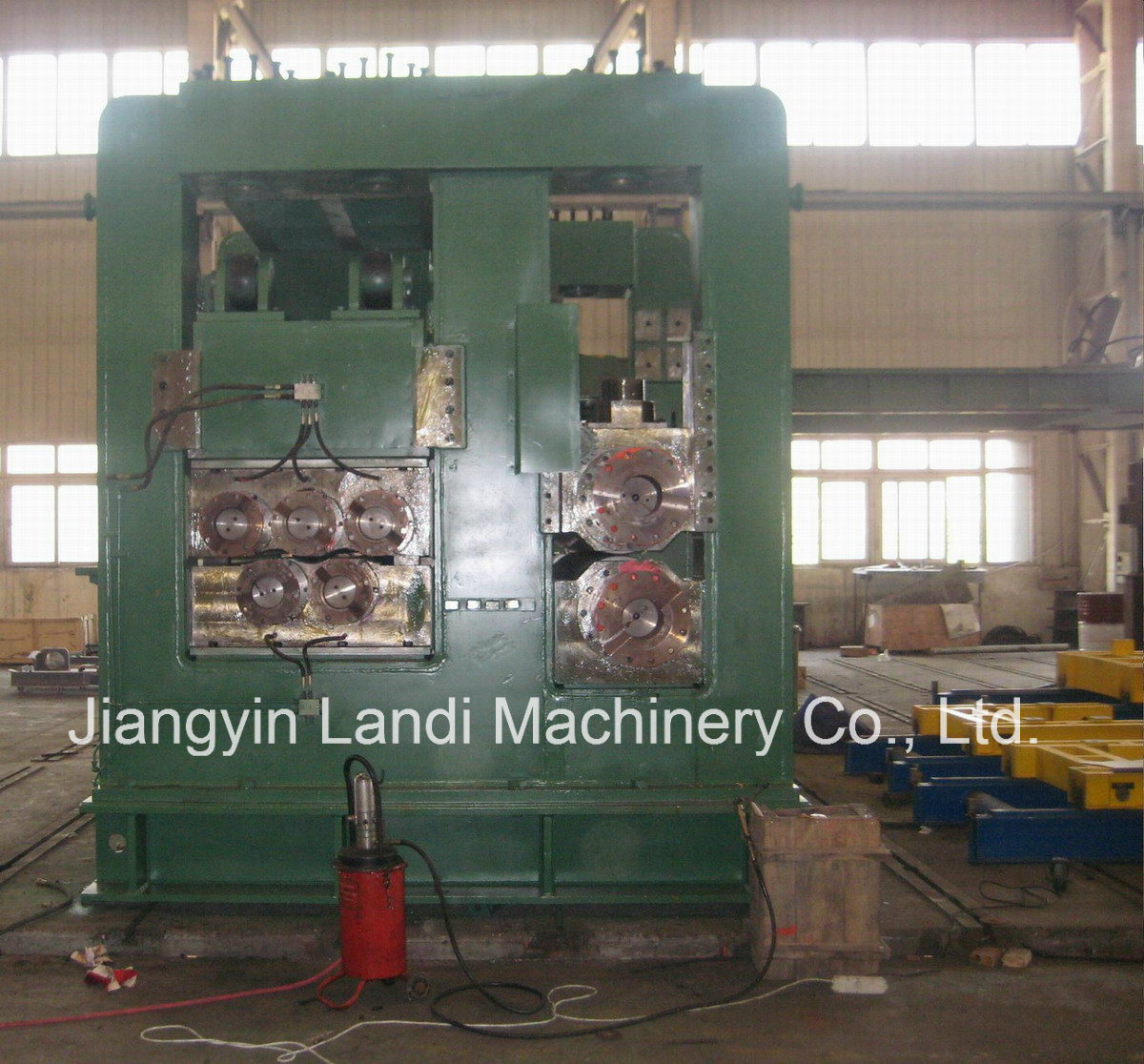 Rolling Mill Manufacturing and Assembling