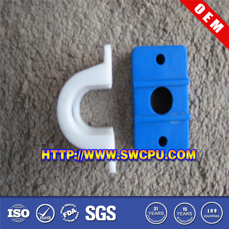 OEM CNC Customed Plastic Injection Auto Parts for Various Use