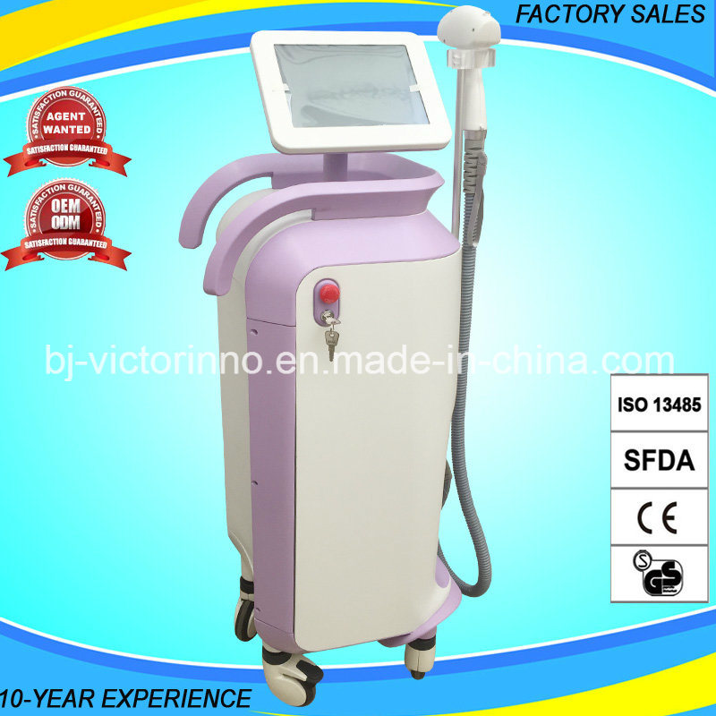 2017 Latest Super Laser Diode Hair Removal Hot Sale