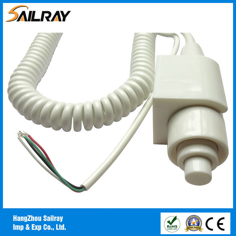 3cores 2.2m X-ray Hand Switch with Omron Micro Switch