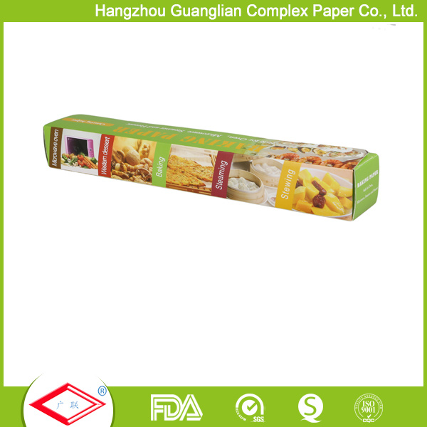 400X600mm Silicone Non-Stick Greaseproof Baking Paper for Bakery