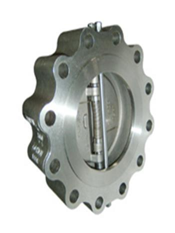 Wafer Type Duo Plate Check Valve