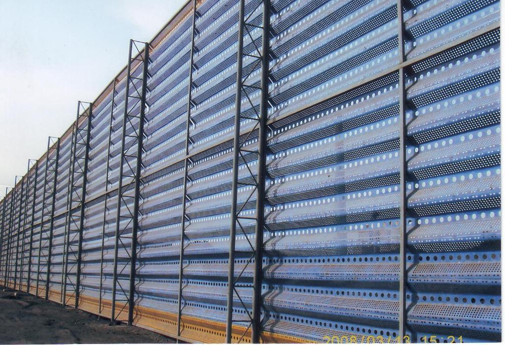 High Quality Windbreak Fence Net Panel Anti-Dust