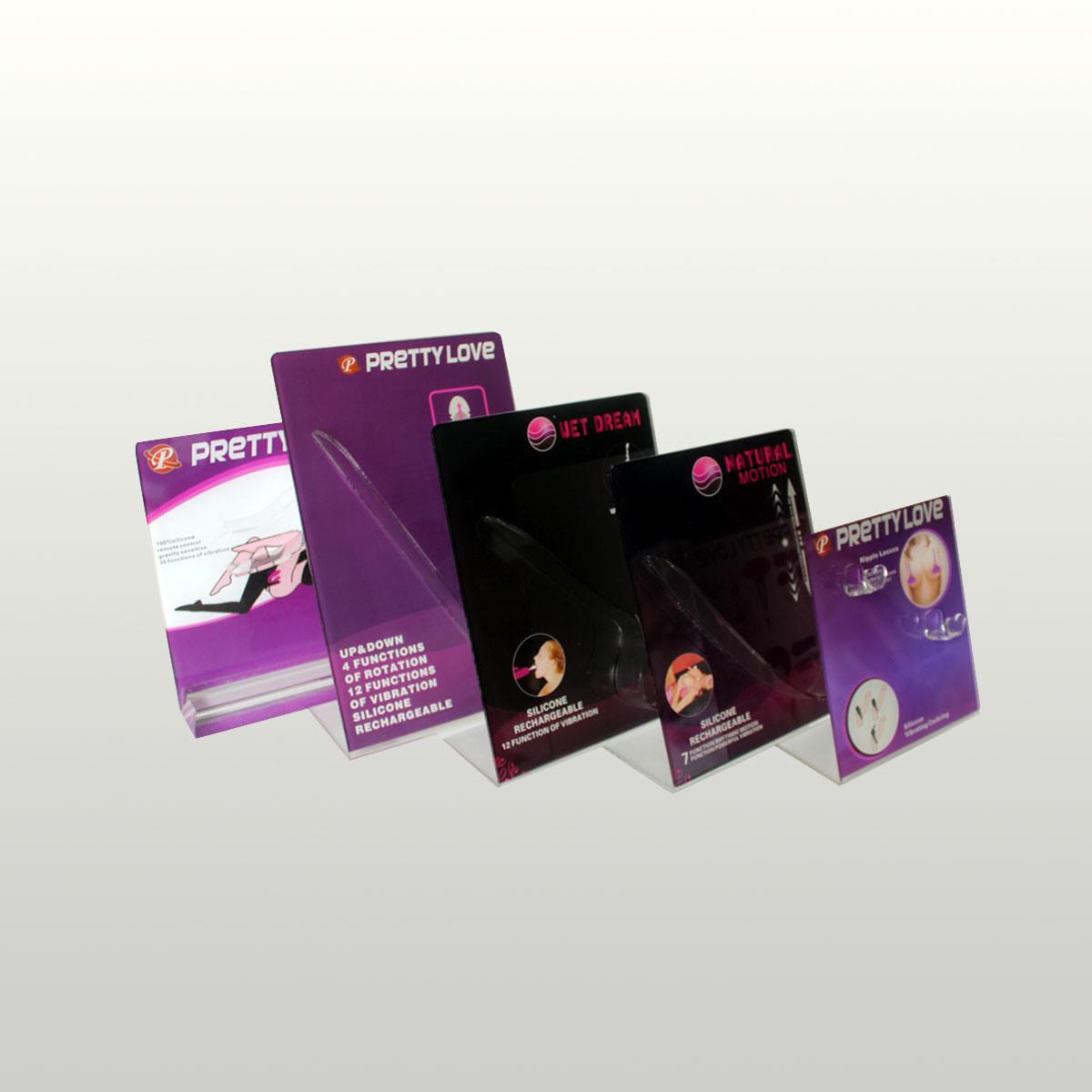 Adult Products of Acrylic Display, Acrylic Sextoy Holder