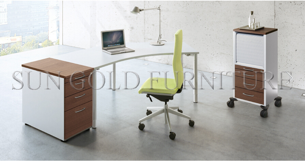 Modern Laptop Gaming Computer Desk Style Wooden Office Table (SZ-OD362)