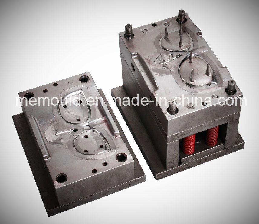 Plastic Injection Mould for PC, Tr90 Glasses/Sunglasses/Reading Glasses