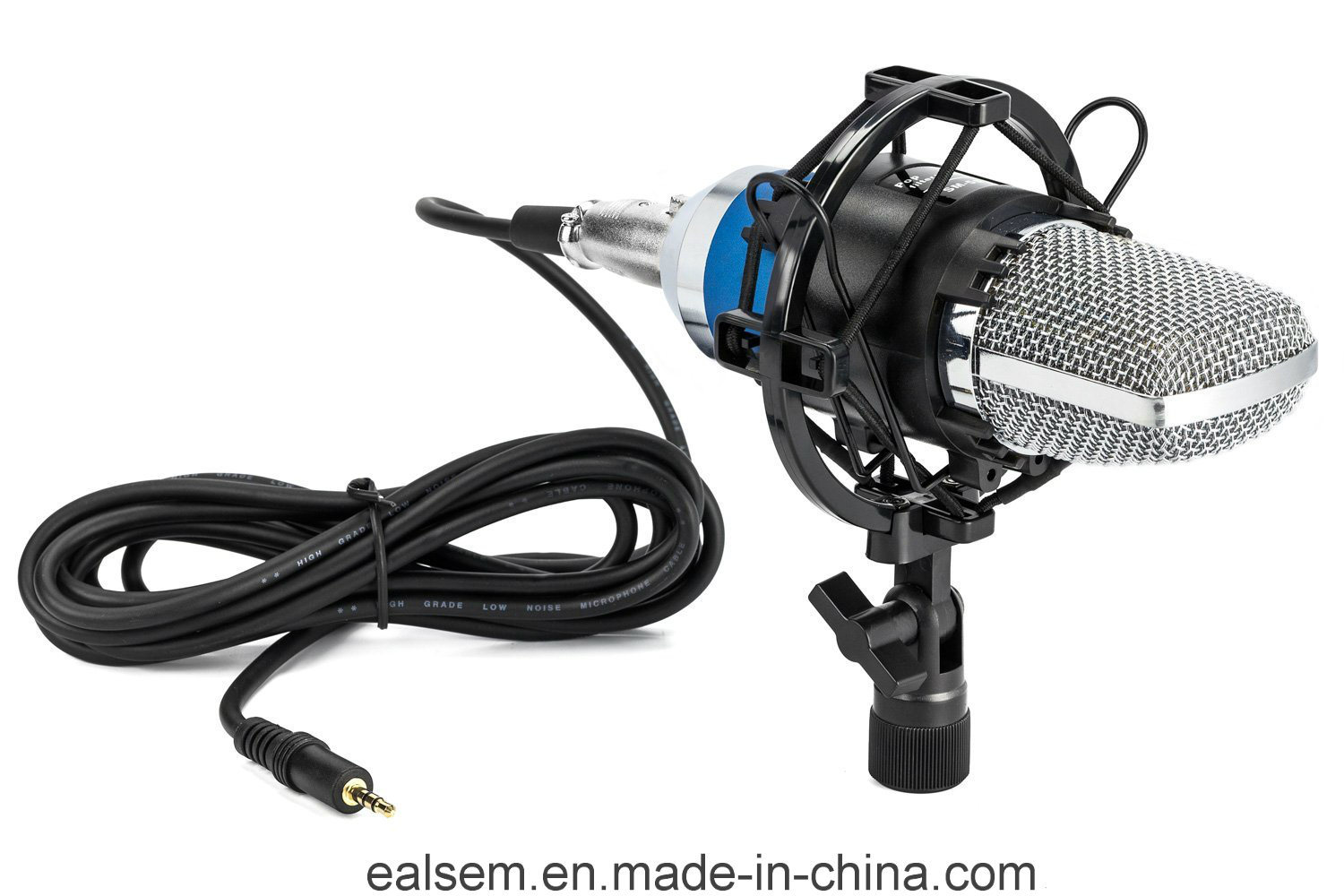 Ealsem Es-6sb Professional Multi-Pattern Small Diaphragm High-Performance Condenser Project Studio Microphone