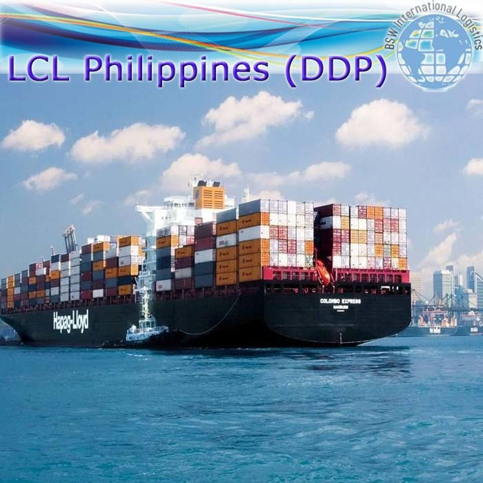 Ocean Shipping, Consolidation Service, FCL Logistics (Freight Forwarder 20′′40′′)