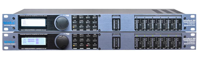 PRO Audio Dynamic Speaker Audio Processor P-260