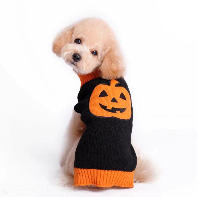 Dog Sweater Dog Clothing Pet Sweater-001
