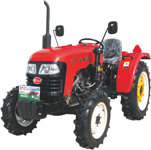4-Wheeled Agriculture Tractor