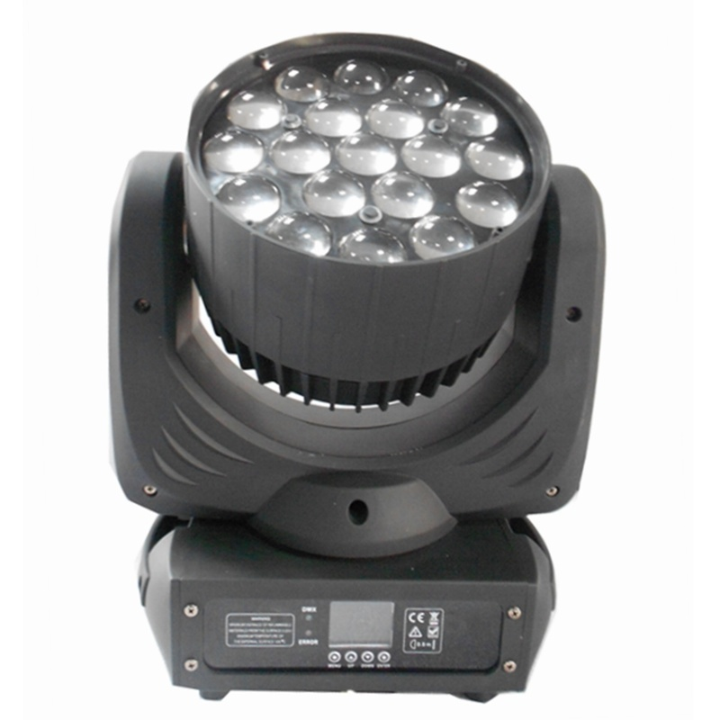 New 19X10W 4in1 LED Zoom Moving Head