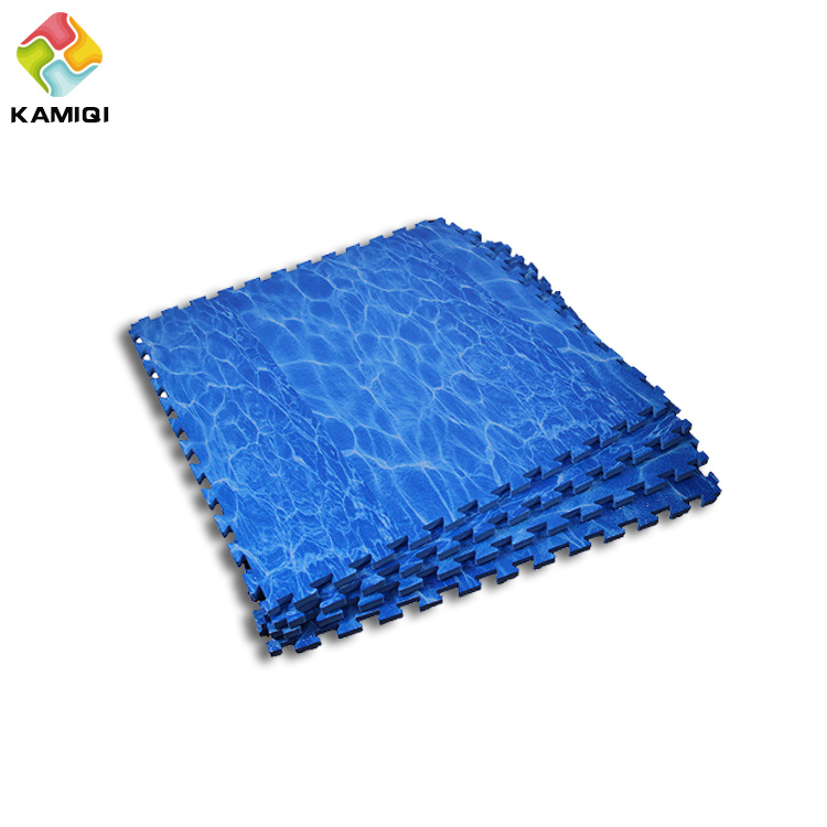 The Ocean Reversible High Density EVA Foam Mats