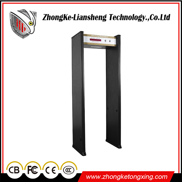 New Product Security Metal Detector Walk Through Scanner