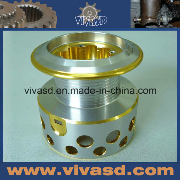 OEM CNC Machining Service Stainless Steel CNC Parts Auto Spare Parts