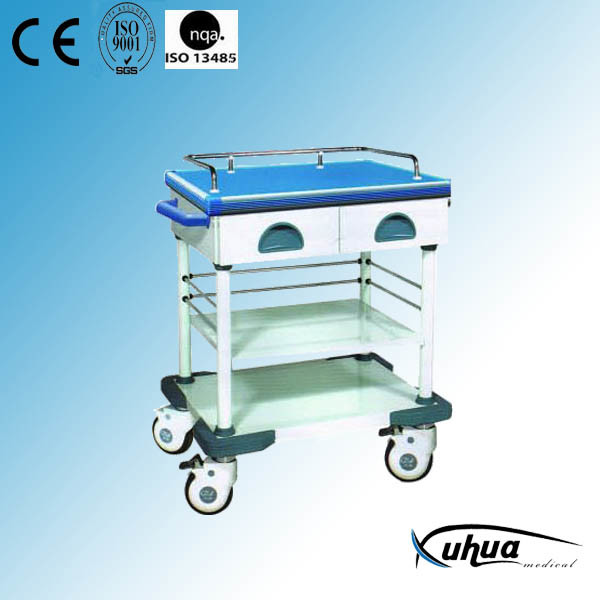 Hospital Medical Treatment Trolley (N-4)