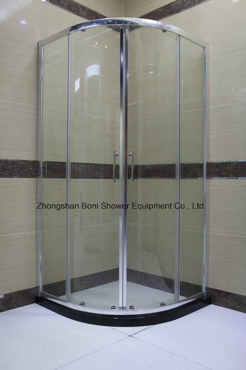 Bathroom 6mm Quadrant Door Shower Enclosure Shower Room