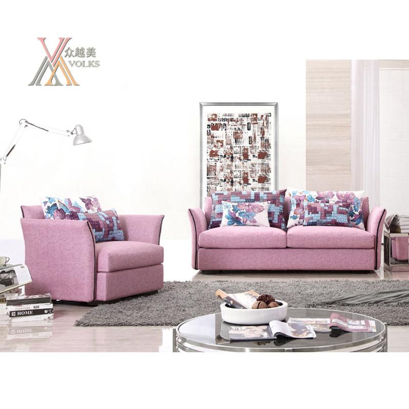 China Modern Purple Fabric Sofa Set (9090C#) - China Fabric Sofa, Modern  Sofa