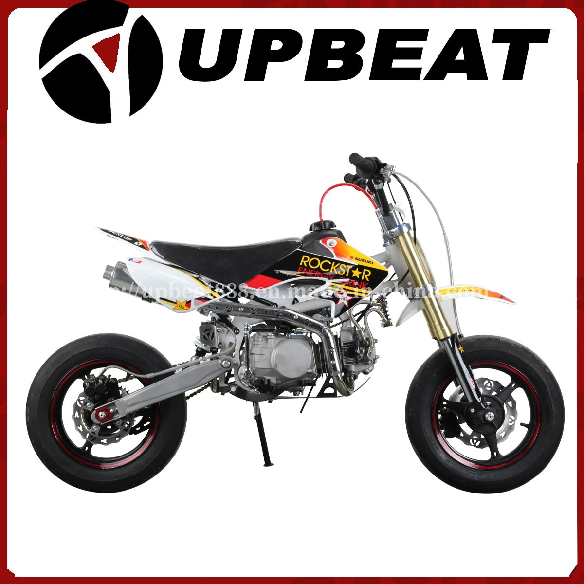 Upbeat 150cc Pit Bike Motard 150cc Supermoto
